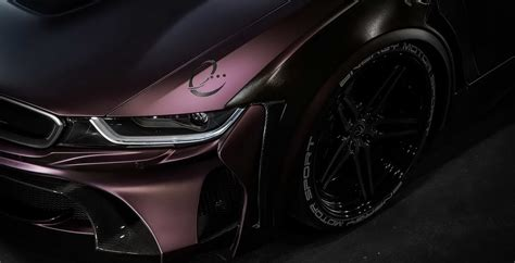horror tuning bmw  series  turned   cruella