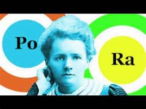 History of Radium and Polonium // Marie Curie Presentation ...