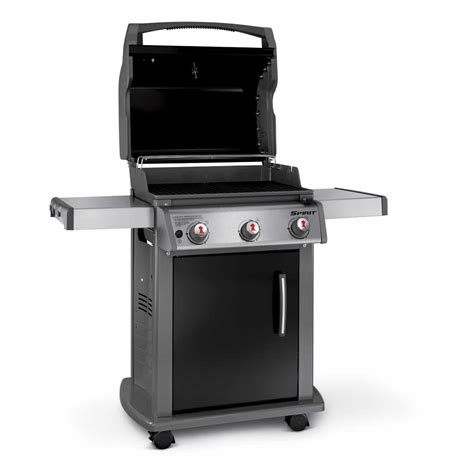 Weber Grill Spirit 310 by Weber 46510001 Spirit E310 Liquid Propane Gas Grill The