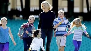 Step-a-thon for Kids ambassador Sarah Murdoch says healthy ...