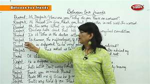 Spoken English Conversations || Conversations Between two ...
