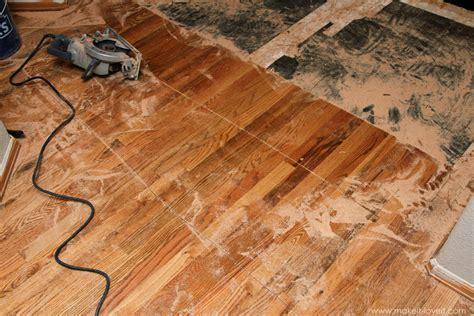 home improvement   remove hardwood floors