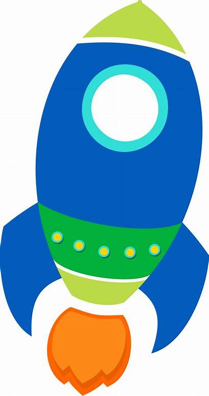 Space Outer Theme Clipart Astronaut Birthday Shower