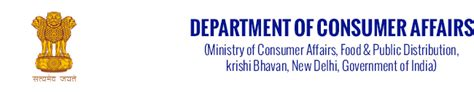 department of consumer affairs goverment of india