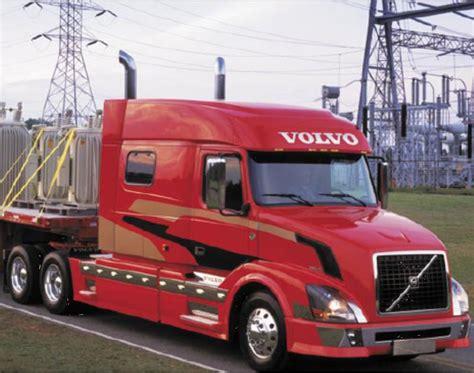 volvo trucks celebrates  years  truck design  north