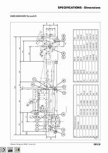 Massey Ferguson Mf 6480 Tractor Service Repair Manual