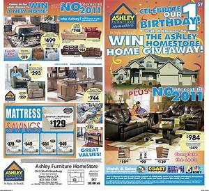 Ashley furniture weekly circular explore for Ashley furniture weekly ad