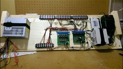 dcc electronic install board