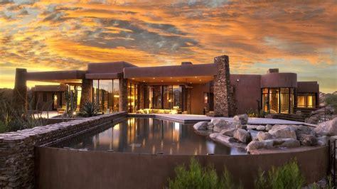 Stunning Southwestern Style Homes  Youtube