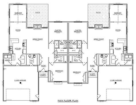 twin home plans newsonairorg