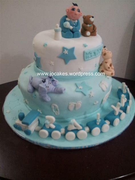 Ideas For Baby Shower Cupcakes