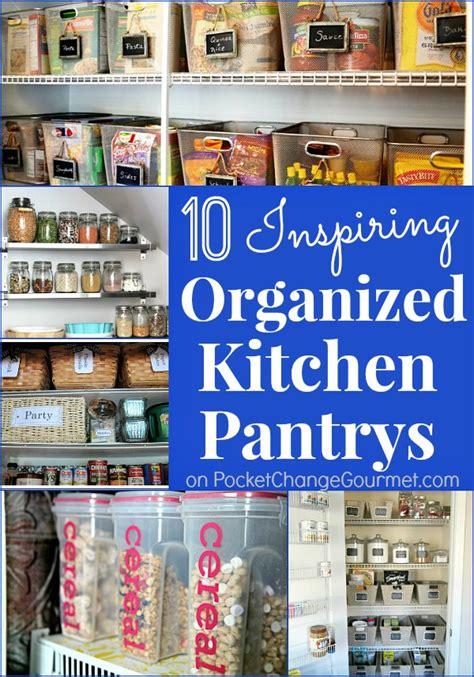organizing kitchen pantry kitchen organizing pantry recipe pocket change gourmet 1269