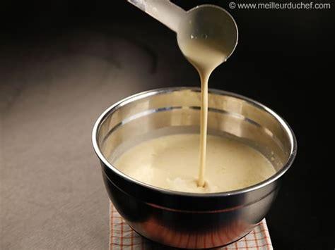 recettes de cuisines faciles pâte à crêpes fiche recette illustrée meilleurduchef com