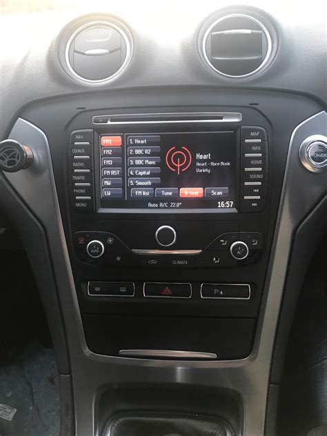 sat nav software update in car entertainment mk4 mondeo talkford