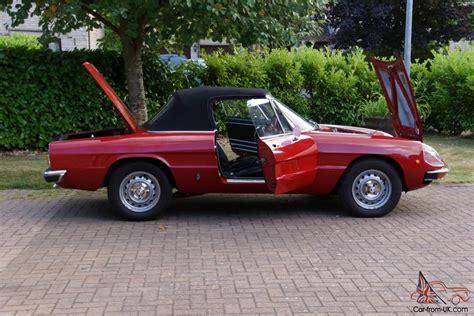 1972 Alfa Romeo Spider by Alfa Romeo 2 0 Spider Veloce 1972