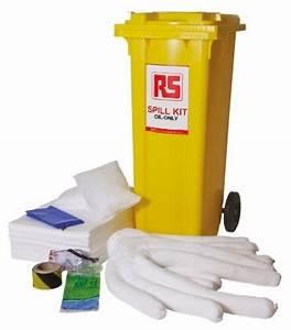 RS Pro 120 L Oil Spill Kit