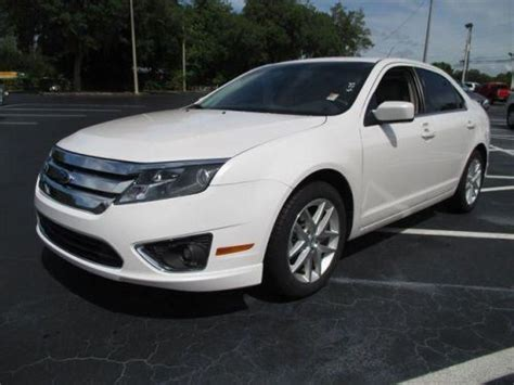 purchase   ford fusion sel   highway