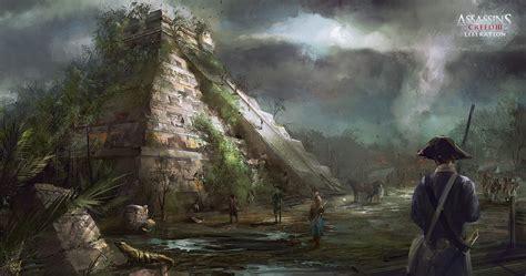 Assassins Creed Iii Liberation Concept Art By Nacho