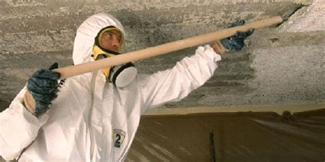rules  asbestos removal complete restoration damage