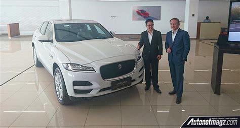 Gambar Mobil Jaguar F Pace by Peluncuran Jaguar F Pace 2 Autonetmagz Review Mobil