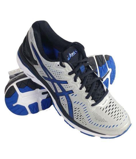 Asics GEL KAYANO 23 Running Shoes Gray: Buy Online at Best ...