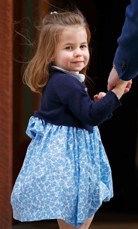 princess charlotte  cambridges cutest  instylecom