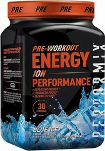 Ion Pre-workout Review