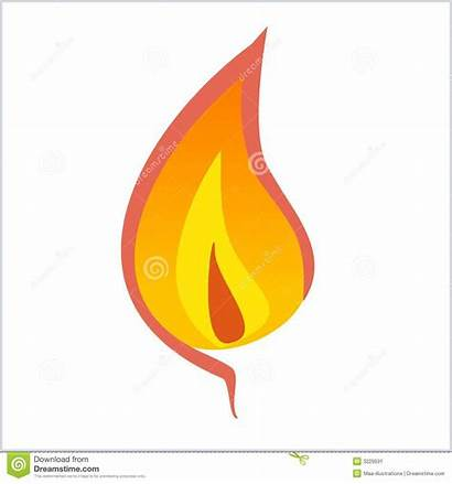Candle Clipart Flame Vlam Afbeelding Graphic Clipground