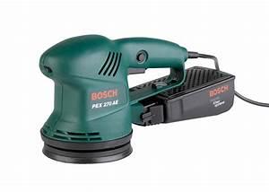 Bosch Pex 270 A : test excenter schleifer netzbetrieb bosch exzenterschleifer pex 270ae gut ~ Watch28wear.com Haus und Dekorationen