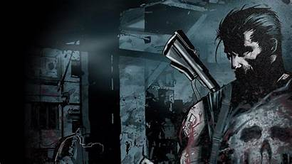 Punisher Comics Wallpapers Background Wall