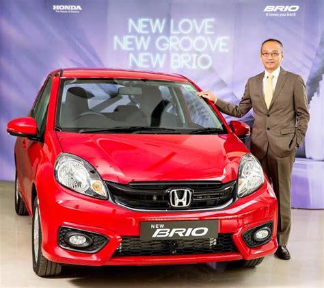 new 2016 honda brio price in india 4 69 lakh mileage specifications