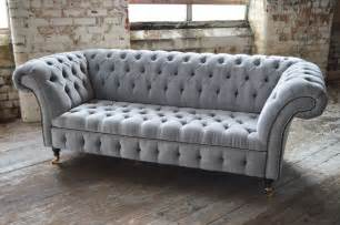 chesterfield sofa ebay modern handmade silver velvet fabric chesterfield sofa chair black details ebay