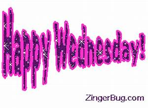 Wonderful Wednesday Comments and Glitter Graphics