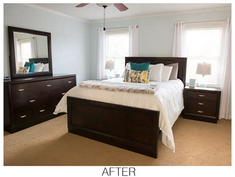 Our Forever House My Master Bedroom Makeover » Blue