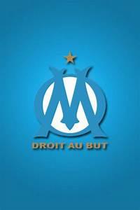 Olympique de Marseille iPhone Wallpaper HD