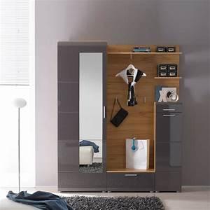 Moderne Garderobe Mit Bank : 17985 garderobe kernbuche hochglanz 1 ~ Bigdaddyawards.com Haus und Dekorationen