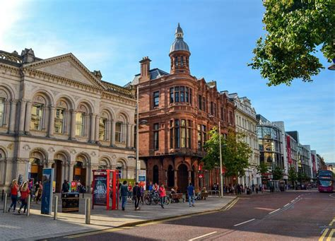 Top Tourist Attractions In Northern Ireland