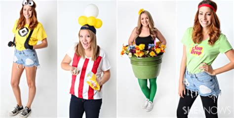 Adult Homemade Halloween Costume Ideas