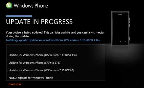 lumia 800 e 900 come 231 am a receber update windows phone 7 8 not 237 cias techtudo