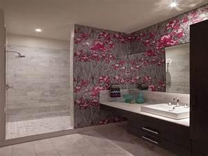 Tapeten Badezimmer Beispiele : kann man im badezimmer tapeten verwenden ~ Markanthonyermac.com Haus und Dekorationen