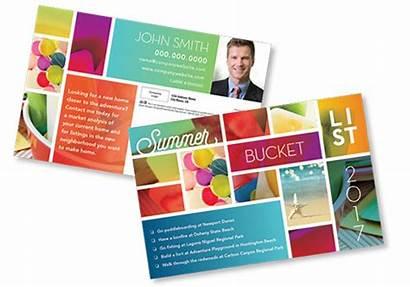 Postcard Direct Postcards Mail Summer Estate Marketing