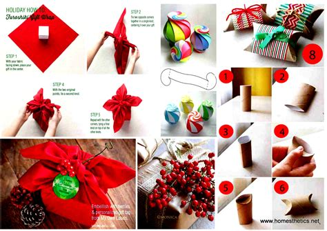 beautiful christmas gift wrapping tutorials christmas