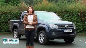 Pick Up Amarok : volkswagen amarok pick up review carbuyer youtube ~ Medecine-chirurgie-esthetiques.com Avis de Voitures
