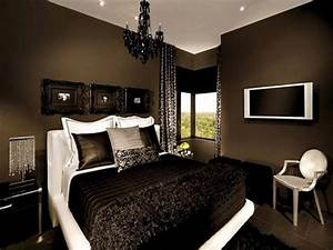 10, Chocolate, Brown, Bedroom, Interior, Design, Ideas, Interioridea, Net