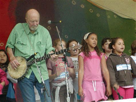 Pete Seeger All Together Now… by Richard Cuccaro Pete ...