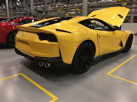 Which 2018 ferrari 812 superfasts are available in my area? First Live Photos of 2018 Ferrari 812 Superfast - GTspirit
