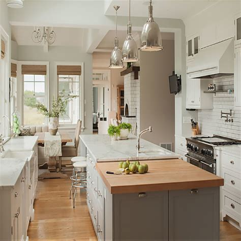 pictures of white kitchen cabinets benjamin arctic grey in kitchen and dining nook and 7494