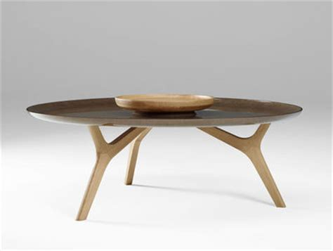 table basse ronde les  tables basses quon aime cote