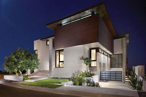 Modern Architecture Award Winning Designs by Garage Driveway Contemporary House In Point