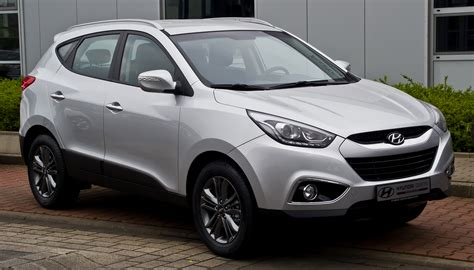 World Hyundai by File Hyundai Ix35 Fifa World Cup Edition Facelift